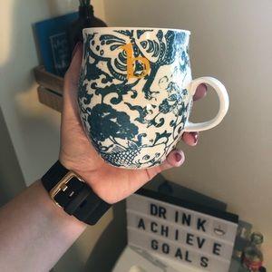 Anthropologie Homegrown Mug B